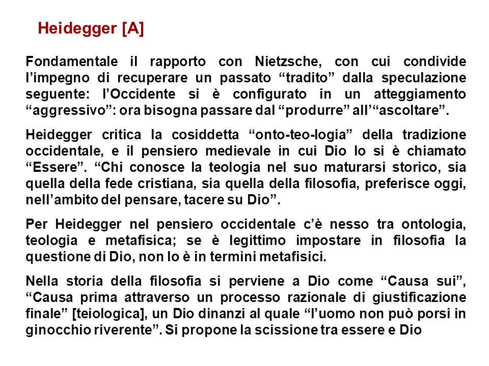 Heidegger [A]
